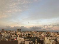 沖縄の天気予報(9月25日~26日)曇りや雨