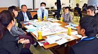 バス利用増へイベントとコラボ 特典付与も 沖縄県が座談会