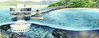 沖縄・北部観光に大構想 海洋博まで船で50分、世界一長いロープウエー