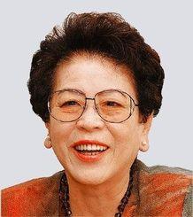 宮城喜久子さん