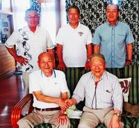 健康長寿の秘訣は運動 沖縄と札幌の90代「アスリート」が対面 スポーツ談議に花