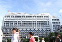 台風25号:沖縄県庁、5日午後1時から業務再開