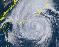 沖縄本島中南部・久米島に暴風警報【速報】