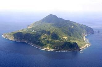 鹿児島県・トカラ列島の悪石島=2010年3月
