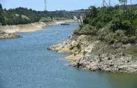 梅雨だけど少雨 沖縄本島のダム貯水48.4% 農家も不安の声