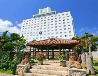 オリックスグループに運営が譲渡されたホテル日航八重山(同ホテル提供)