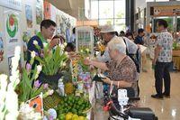 やんばるの物産に買い物客も満足 国頭村フェア最終日