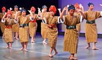 伝統芸能や特産物を堪能 タイムスビル「伊平屋フェア」最終日