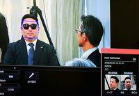 サングラス姿でも顔認証/パナソニックが高精度ソフト/東京五輪控え 防犯需要拡大に対応