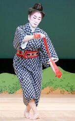 女性のみずみずしさを表現した安次富紀子「働き者・山の美童」