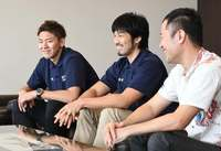 Bリーグ1年目を終え、琉球キングス金城「学ぶこと多かった」