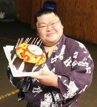 幕内豪風が39歳の誕生日 「攻撃的な相撲を」と抱負