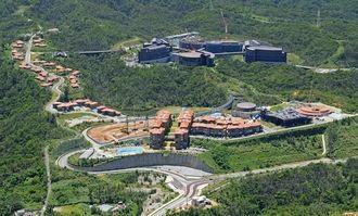 沖縄科学技術大学院大学(OIST)=2014年9月