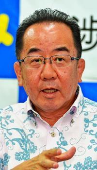 【衆院選2017】沖縄4区:平和な生活 日米同盟が軸 西銘恒三郎氏