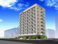 石垣島の宮平観光がホテル新館 計253室、18年6月開業へ