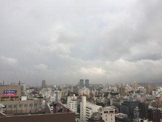 せっかくの週末ですが、曇りや雨の天気となりそうです