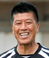続投が決まったFC琉球の樋口靖洋監督