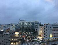 沖縄の天気予報(2月22~23日)寒気の影響で曇り、海岸付近は高波に注意