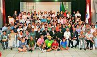 ブラジルの南城市民会、創立10周年 式典で絆再確認
