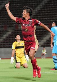 FC琉球、YSCCと1―1引き分け サッカーJ3第19節