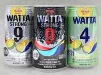 これがオリオン初の缶チューハイだ! 沖縄産シークワーサー使用「WATTA(ワッタ)」