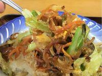 那覇市辻の○や食堂でチャンポンを食べたの巻 運転手メシ(270)