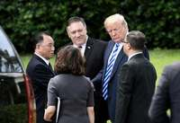 米朝首脳会談:トランプ氏「最大圧力」封印し譲歩 1週間切り、駆け引きに熱【深掘り】
