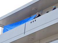「前兆あった」米国でも報道 沖縄・北谷の殺害事件