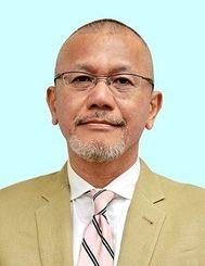 我部政明・琉球大教授(国際政治学)