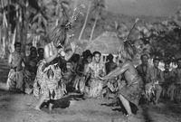 【桜坂劇場・下地久美子の映画コレ見た?】「モアナ南海の歓喜」 92年前、美しき島の営み