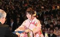 「寛容の精神、創造的英知を」琉球大学卒業式・修了式 1745人がキャンパスを巣立つ