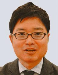 北部観光の活性化を目指しホテル事業への参入について語る安里博樹社長=22日、名護市為又・OKINAWAフルーツらんど