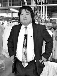 [時の人]/クリーニング業界健全化に取り組む/鈴木和幸さん/労働相談 自費で全国奔走