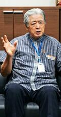 テナント売り上げは10分の1 コロナは無症状患者想定し3密回避 安里昌利・那覇空港ビルディング社長