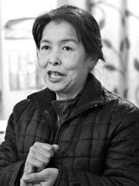 [時の人]/チベット難民 インドで支援/山崎直子さん/日本料理店 就労受け入れ