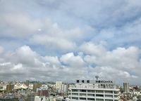 沖縄の天気予報(4月23日~24日)24日は曇りや雨 所により雷を伴う