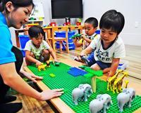 遊び?学び? その両方で! レゴで子どもの創造力磨く 那覇校に人気集まる