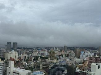 雨が降ったりやんだりの1日でした。