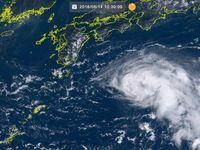 台風15号(リーピ):九州へ上陸見込み 急激に風雨が強まるおそれ