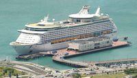 1月で初の70万人超え 沖縄入域観光客数 クルーズ船客が好調
