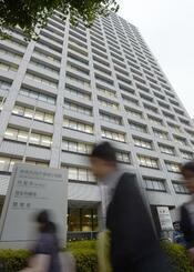 厚労省などが入る東京・霞が関の中央合同庁舎