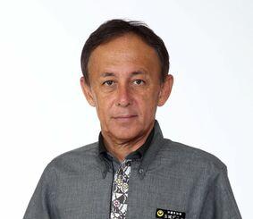 (資料写真)玉城デニー沖縄県知事