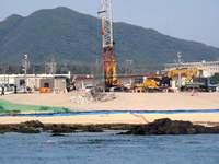辺野古7カ所目の護岸工事着手 「N3」 7月中に土砂投入の考え
