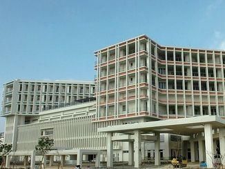 県立南部医療センター(資料写真)