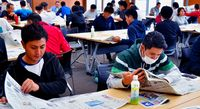 仕事に生かす 読み方を学ぶ/JA共済連で新聞講座
