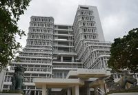 那覇市長選へ選考委 自民県連、6月10日めどに決定
