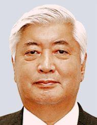 中谷元防衛相