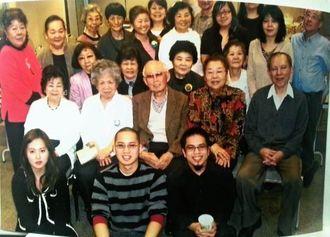 ニューヨーク沖縄県人会には数年前からウチナー系の南米移住家族が入会し、親睦会など各種行事にも参加している=ニューヨーク市