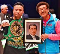 比嘉大吾「1回から狙っていた」 15試合連続KO! 故郷沖縄で歴史的勝利