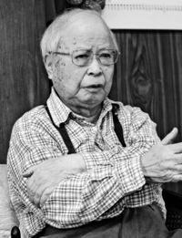 大城立裕さん「平成」を語る 日米両政府からの圧力時代 沖縄の独自性、強く自覚 政府の壁 昔ほど厚くない